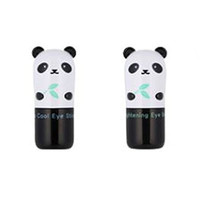 TONYMOLY Panda's Dream Brightening Eye Base + so Cool Eye Stick (2pcs Set)