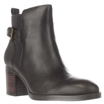 Lauren Ralph Lauren Genna Ankle Boots, Dark Chocolate, 5 US / 36 EU