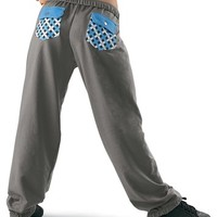 Plaid Pocket Sweatpants - Urban Groove