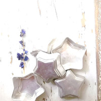 Oh My Stars. Vintage Tin Star Jello Molds. Shabby Rustic Farmhouse. Vintage Finds. Salvage Art supplies.