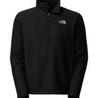 The North Face Half Zip Pullover for Men in Black CUA4-JK3