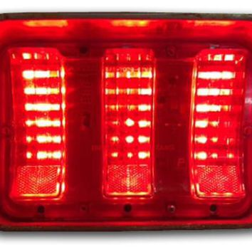 1967-1968 Ford Mustang Sequential LED Tail Lights