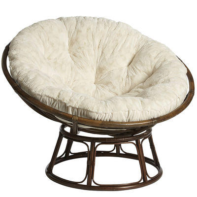 papasan chair frame brown from pier 1 imports things i want. Black Bedroom Furniture Sets. Home Design Ideas
