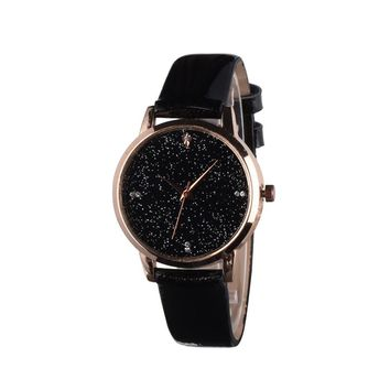 Minimalist Atmosphere Star Watch