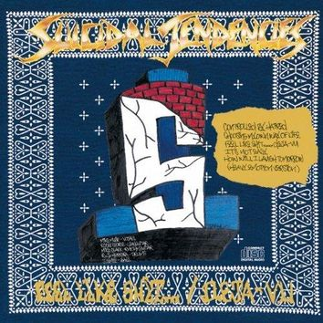 Suicidal Tendencies - Controlled By Hatred/Feel Like Shit... Deja-Vu [Explicit]