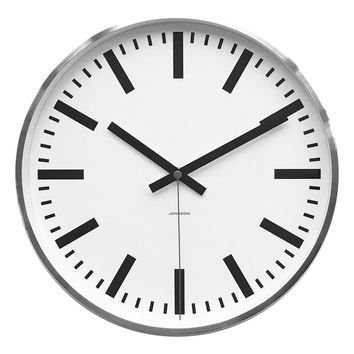 Jonsson Clocks Station Wall Clock | Nordstrom
