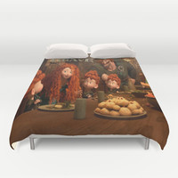 Brave Duvet Cover by Store2u