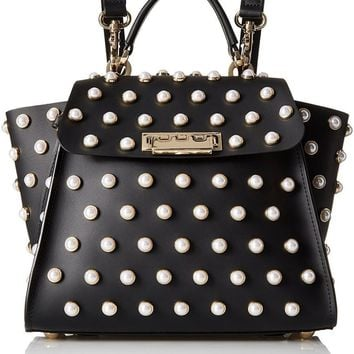 Iconic Convertible Backpack-Pearl Lady