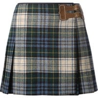 Polo Ralph Lauren tartan pleated skirt