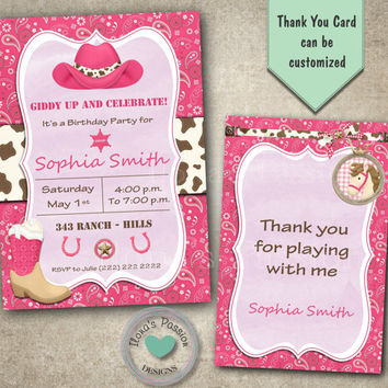 x354 q80 cowgirl birthday party invitations unitedarmy info,Free Printable Cowgirl Birthday Invitations