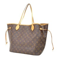 Pre-owned Louis Vuitton Monogram Neverful MM Bag