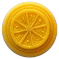 Citrus Slice Wax Tart Mold | Bramble Berry® Soap Making Supplies