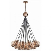 Jeffan Lamps Bethany Round Table Lamp - LM-2273B Size: - Ceiling Lights - Lighting