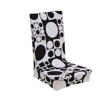 Universal Stretch Spandex Dining Room Wedding Banquet Chair Cover Slip Cover Jun7 Professional High quality Drop Shipping