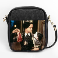 Wednesday Addams Crossbody