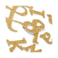 Glitter Letter and Number Stickers Gold Glitter Alphabet Stickers Gold Glitter Number Stickers Scrapbooking