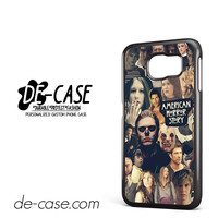 American Horror Story DEAL-703 Samsung Phonecase Cover For Samsung Galaxy S6 / S6 Edge / S6 Edge Plus