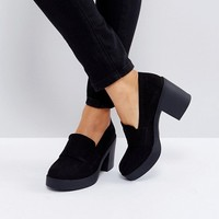 ASOS OFFBEAT Heeled Shoe at asos.com