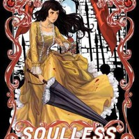 Soulless 3: The Manga (Soulless : the Manga)