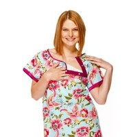 Gownies - Maternity Hospital Gown SM-XXL, Isabelle Gownie Size: LXL