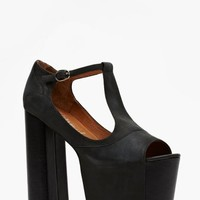 Jeffrey Campbell Big Foxy Platform