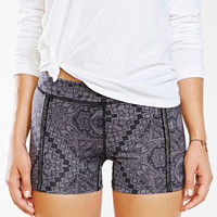 Scarf Paisley Print Training Short
