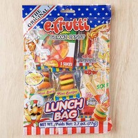 Gummi Candy Lunch Bag