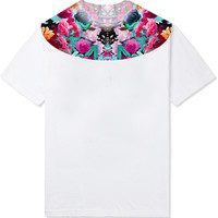 FLOWER POWER COLLAR TAKK TEE