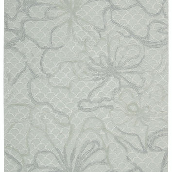 Nourison Escalade Seafoam Area Rug ESC12 SFM (Rectangle)