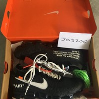 OFF-WHITE x Nike Air VaporMax MEN SHOES SIZE 10.5US // 44-45 EUR // NEW