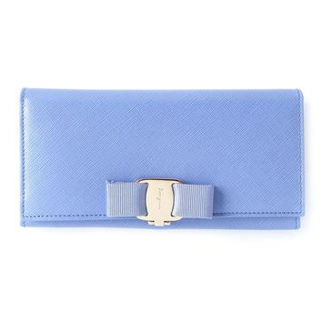 Salvatore Ferragamo 'Miss Vara' bow wallet