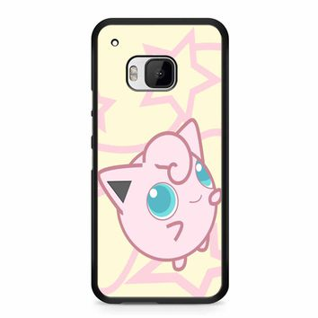 Pokemon Jigglypuff HTC M9 Case