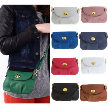 Women's Handbag Satchel Shoulder leather Messenger Cross Body Bag Purse Tote Bags H9256 = 1931655620