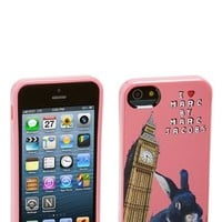 MARC BY MARC JACOBS 'Jet Set Pets - Katie' iPhone 5
