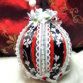 Snowdrops Ornament