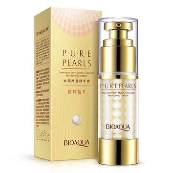 On The Go Pure Pearl Essence Hyaluronic Acid  Anti-aging and Fine Lines Removal Oil-Control Cream