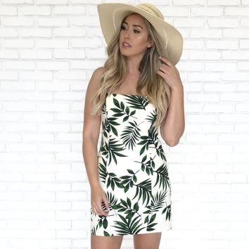 Take Me To Maui Shift Dress