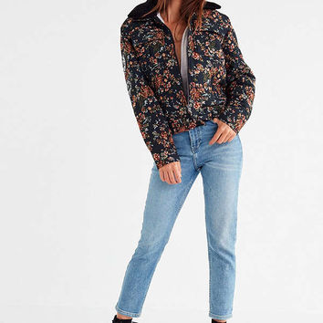 BLANKNYC Tapestry Flight Jacket | Urban Outfitters