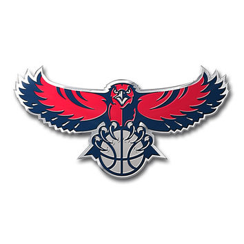 NBA Team Color Emblem