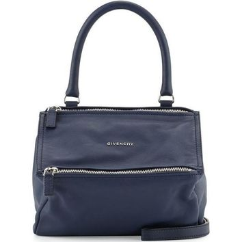 Authentic Givenchy Small Pandora Sugar Deep Blue
