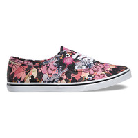 Floral Mix Authentic Lo Pro | Shop Womens Shoes at Vans