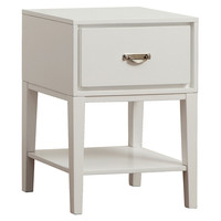 Oliver Nightstand, White, Nightstands
