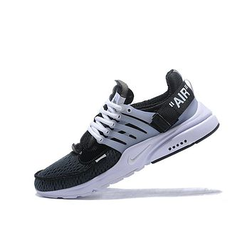 NIKE x OFF-WHITE AIR PRESTO THE TEN Air Presto Gym shoes