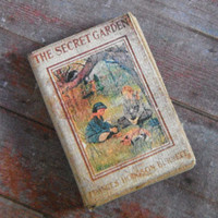 Miniature Book --- The Secret Garden