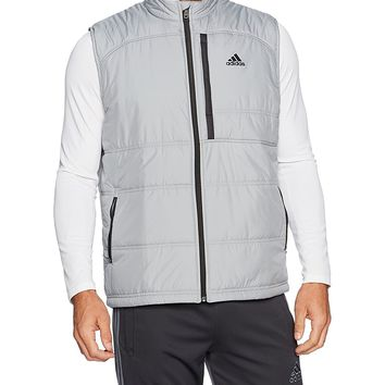 adidas Golf Men's Climaheat Primaloft Full Zip Vest