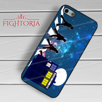 The Beatles and Tardis - zFzF for  iPhone 4/4S/5/5S/5C/6/6+s,Samsung S3/S4/S5/S6 Regular/S6 Edge,Samsung Note 3/4