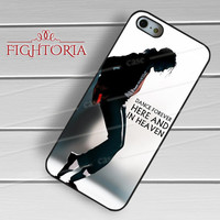Michael Jackson Quote - z321z for  iPhone 4/4S/5/5S/5C/6/6+s,Samsung S3/S4/S5/S6 Regular/S6 Edge,Samsung Note 3/4