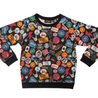 RYB Vintage Patches Shirt