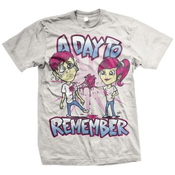 A Day To Remember: Girls Are Mean T-Shirt