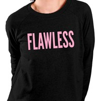 BeWild Brand® - Flawless Beyonce Inspired Crewneck Sweatshirt #1832-PS